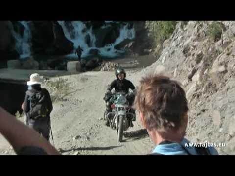 CK RAJBAS - Nepal by motorbike, way tu Muktinath - Nepalem na motorce, cesta do Muktinath