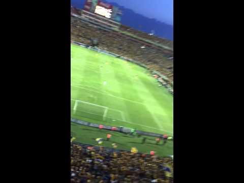 La tribuna es una fiesta - Libres y Lokos - Tigres vs Inter Porto Alegre - Libres y Lokos - Tigres