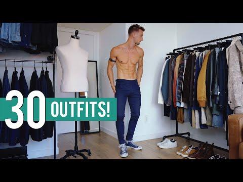 30 Casual Fall Outfit Ideas | Men's 2020 Autumn Lookbook