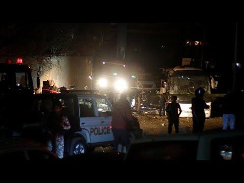 Ägyten: 2 Tote, 12 Verletzte bei Anschlag gegen Touri ...