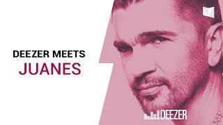 We sat down to talk to this great musician to talk about his new album #MisPlanesSonAmarte. Listen to Juanes new album here: http://deezerLat.lnk.to/misplanessonamarte