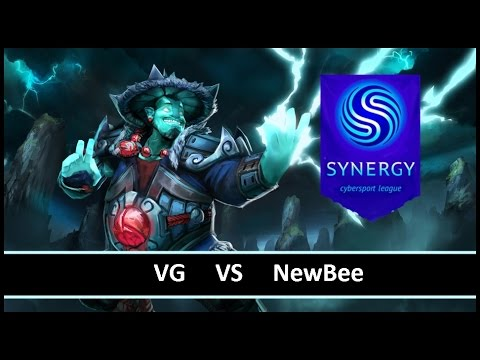 [ Dota2 ] VG vs NewBee – Synergy League – Thai Caster