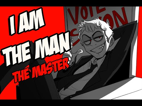 I AM THE MAN // THE MASTER - DOCTOR WHO ANIMATION MEME
