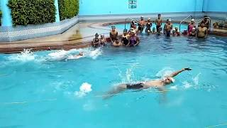 SHS Moga - ASISC ZONAL LEVEL Swimming Competition 2017