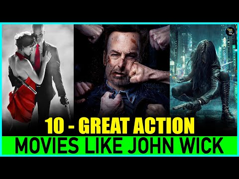 Top 10 Movies Like JOHN WICK 2021 | Top 10 Movies To Watch After John Wick