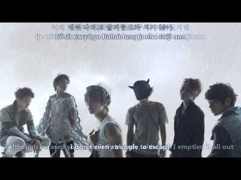 Beast – On Rainy Days [eng sub + romanization + hangul]