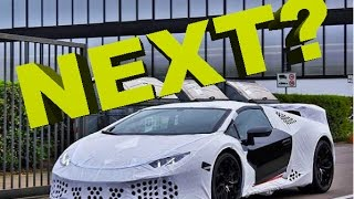 What is Lamborghini Up To? Huracan Performante & New Aventador by DoctaM3's Supercars Personified