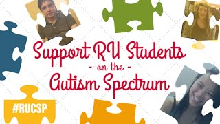In honor of Autism Awareness Month, the College Support Program at Rutgers University--New Brunswick aims to raise much...
