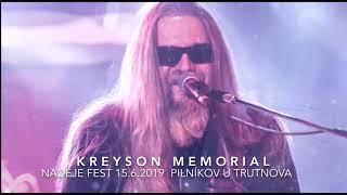 Video Kreyson Memorial - Pozvánka na Naděje Fest 2019