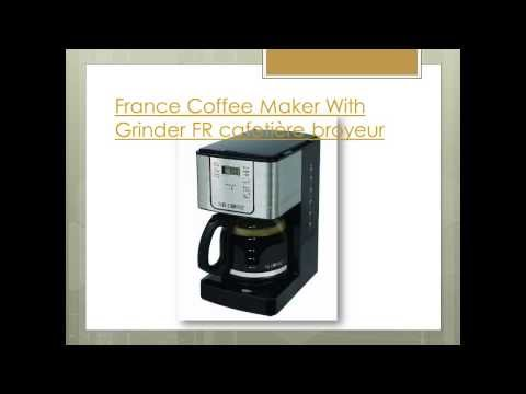 Best Coffee Maker With Grinder – Top Coffeemaker for Office