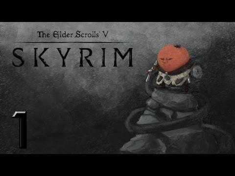Путешествие TES: Skyrim: #1 Начало
