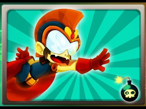 Video of Capt Boom - Arcade Game