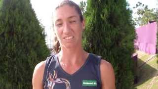 Nanda Alves disputa pelo segundo o ano o WTA Brasil Tennis Cup