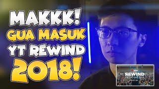 Video MAKK AKU MASUK Youtube Rewind Indonesia 2018! - React Diri Sendiri MP3, 3GP, MP4, WEBM, AVI, FLV April 2019