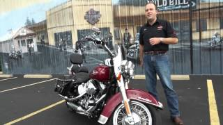 6. 2006 Harley-Davidson Heritage Softail Classic