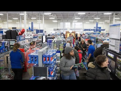 Walmart, Best Buy announce Black Friday plans