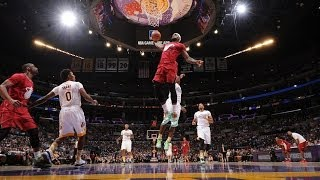Top 10 Dunks of the 2013-2014 Season - YouTube