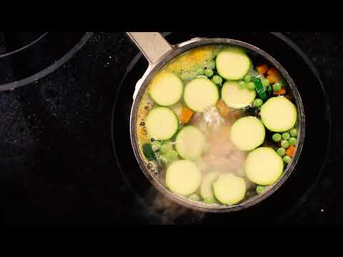 How To Make Baby Food: Mixed Vegetables