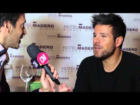 Pablo López video Entrevista Argentina - Marzo 2016