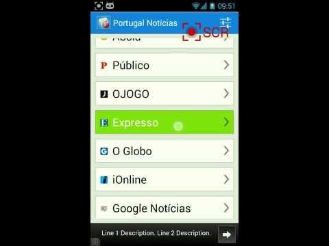 Video of Portugal Notícias