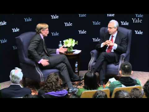global challenges - Ernesto Zedillo, Director, Yale Center for the Study of Globalization, poses questions to Robert Zoellick, President of The World Bank, on the global economy...