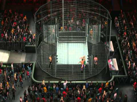 Elimination Chamber: World Heavyweight Championship Match