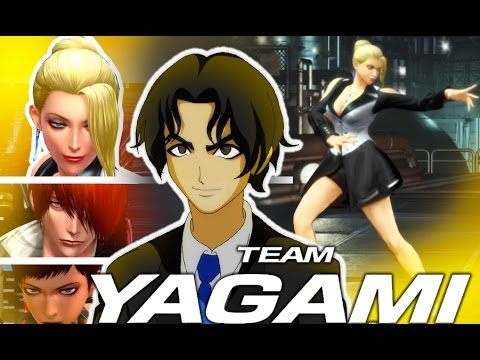 KOF XIV Team Yagami - Another Mature