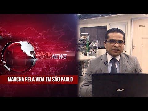 Boletim Semanal de Notícias CPAD News 103