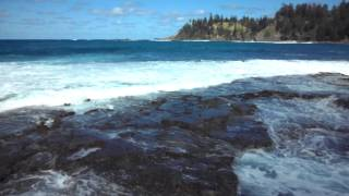 Kingston Norfolk Island  City pictures : Norfolk Island Trip day 3 the surf off Kingston pier