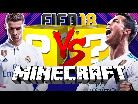 Minecraft: FIFA 18 LUCKY BLOCK CHALLENGE | BATTLE ROYALE!!