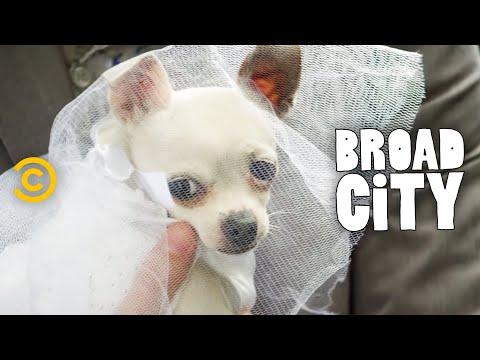 Broad City - The Marriage of Atticus and Poppi