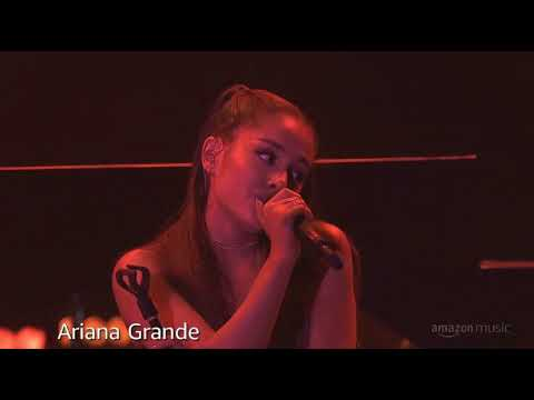 Ariana Grande Be Alright / Dangerous Woman / No Tears Left To Cry  Prime Day 2018