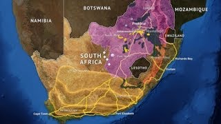 South Africa - Geography