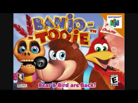 Banjo-Tooie OST - In the Hall of the Zombie King
