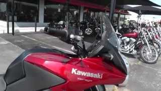 7. A00465 - 2011 Kawasaki Versys - Used Motorcycle For Sale