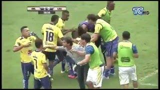 Delfin 2 - Liga de Quito 1
