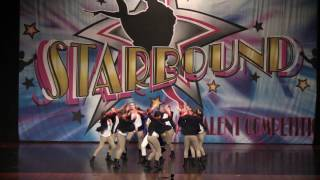 HAMILTON  CONTINUUM DANCE COMPANY  STARBOUND NATIONAL TALENT COMPETITION 2017