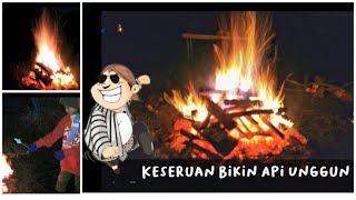 Video Serunya Anak Bakar Marshmallow dan Berpesta Api Unggun || Kampung Cai Ranca Upas Ciwidey Bandung MP3, 3GP, MP4, WEBM, AVI, FLV Februari 2019