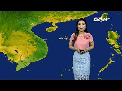 (VTC14)_Thời tiết 12h ngày 10.04.2017