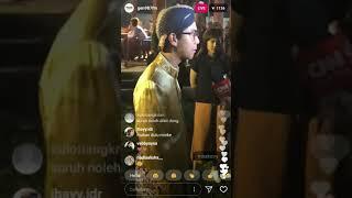 Download Video Iqbaal x Gen FM Live Instagram Film Bumi Manusia MP3 3GP MP4