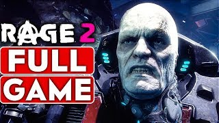 RAGE 2 Gameplay Walkthrough Part 1 FULL GAME [1080p HD 60FPS PC MAX SETTINGS] - No Commentary