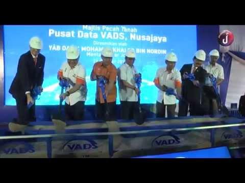 Pusat Data Setempat Tingkat Nilai Tambah Kepada Ekonomi Johor
