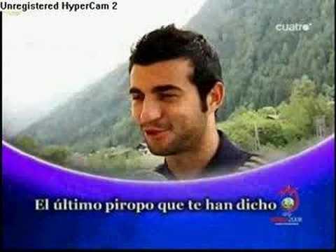 Entrevista a Albiol antes de la Eurocopa 2008