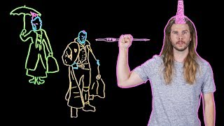 How Mary Poppins Actually Explains Yondu's Arrow! (Because Science w/ Kyle Hill)