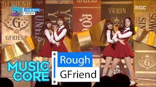 [HOT] GFriend - Rough, 여자친구 - 시간을 달려서, Show Music core 20160206, clip giai tri, giai tri tong hop