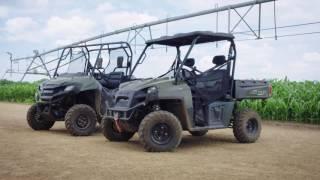 8. UTV-ul Polaris RANGER 570 Full Size versus Honda Pioneer - Caracteristici de putere