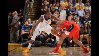 Kevin Durant's BEST Defensive Plays With Golden State Warriors by NBA