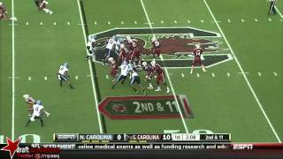 Norkeithus Otis vs South Carolina  (2013)