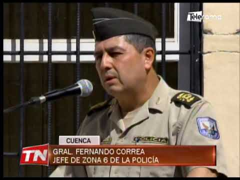 Alcalde electo Palacios dialogó con miembros de la policía