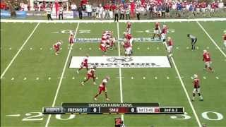 Derek Carr vs SMU (2012 Bowl)